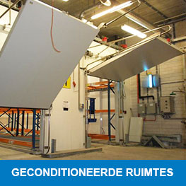 Gecondtioneerde ruimtes - Syboned B.V.