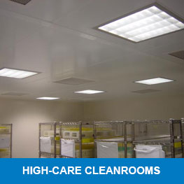High care cleanrooms - Syboned BV