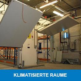 Klimatisierte Raume - Syboned B.V.
