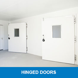Hinged doors - Syboned BV