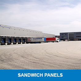 Sandwich panels - Syboned BV