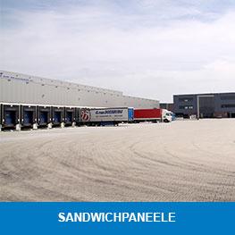 Sandwichpaneele - Dach- und Fassadenverkleidung - Syboned B.V.