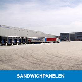 Sandwichpanelen - Syboned B.V.