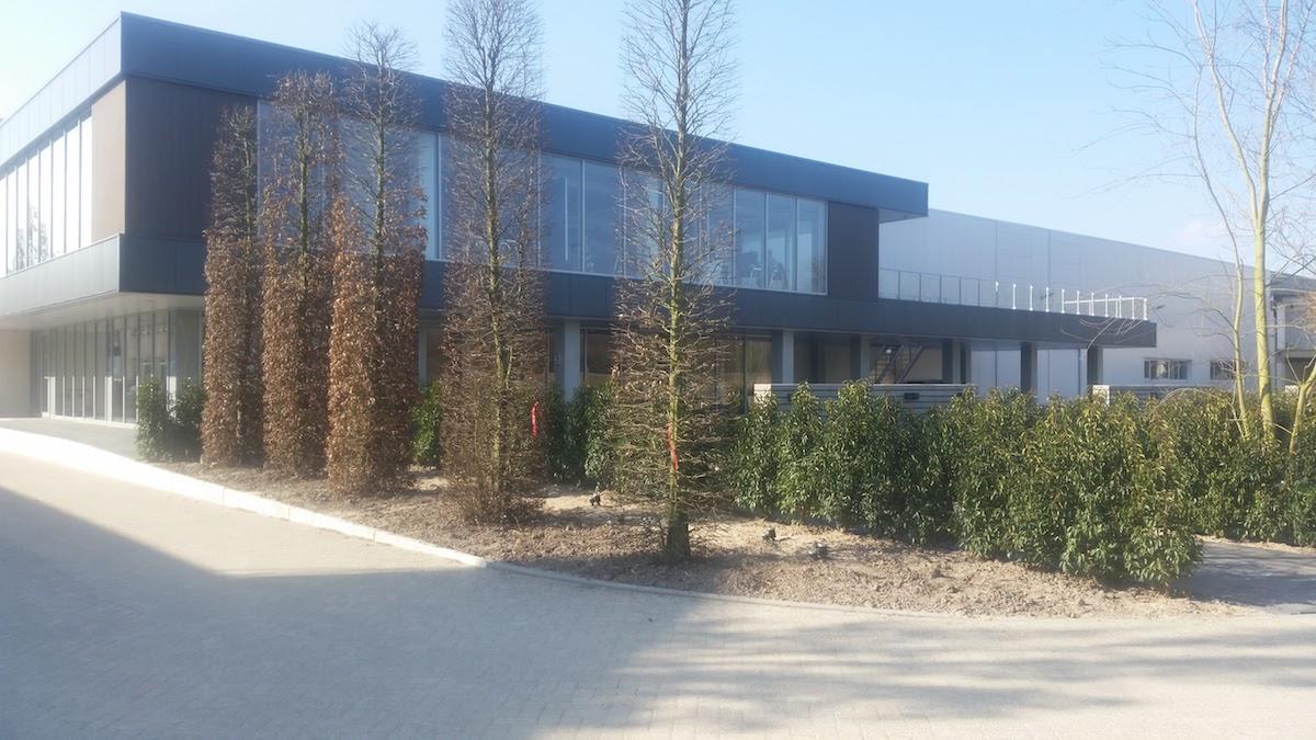 Renovatie bestaande bedrijfshal Gorinchem - Projecten - Syboned B.V.