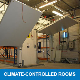 Climate controled rooms - Syboned BV