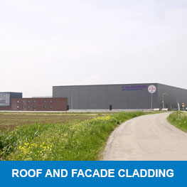 Roof and facade cladding - Syboned BV